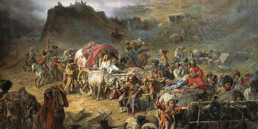 Çerkes Soykırımı ve Sürgünü'nün 156. yıl dönümü