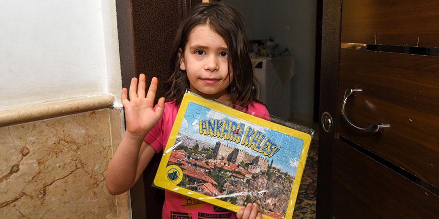 Altındağ'dan çocuklara bayram hediyesi