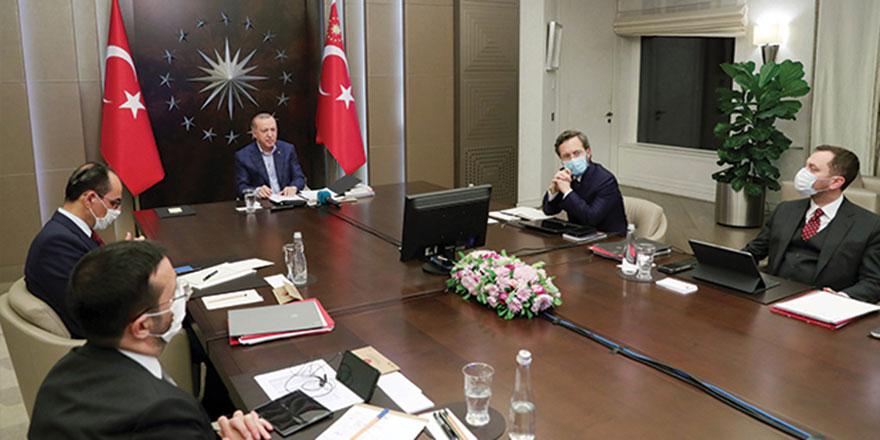 """Erdoğan, """"Yeni bir gönül seferberliği başlatıyoruz'"""