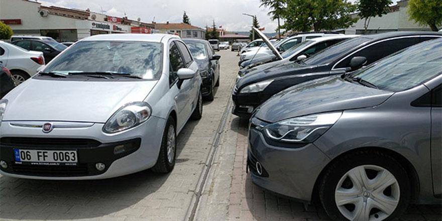 İkinci el araç piyasası hareketlendi