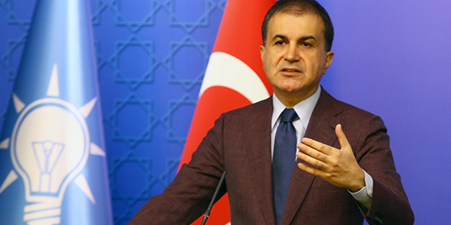 AK Parti Sözcüsü Çelik: Provokasyonlara müsaade etmeyiz'