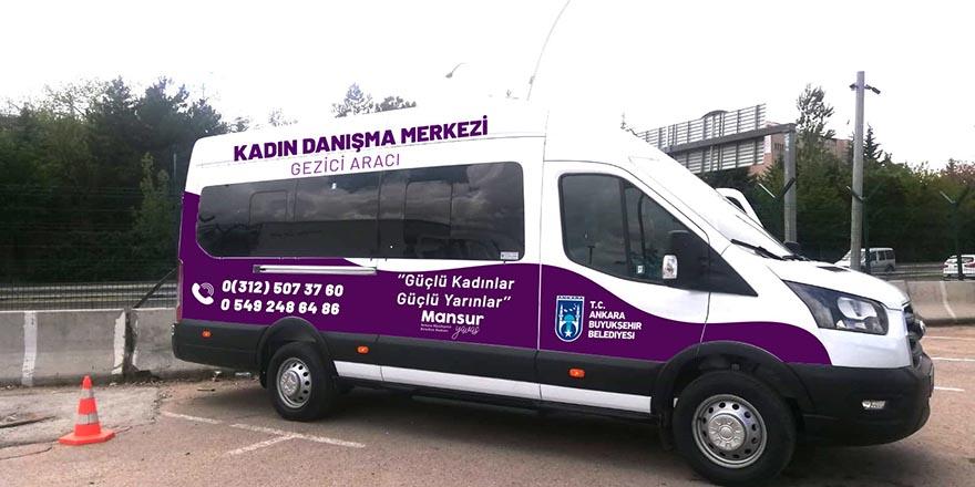 """Büyükşehir'den kadın sağlığı için """"Gezici Araç"""" hizmeti"""