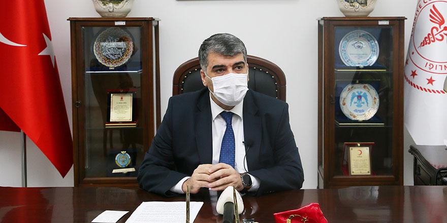 """Mehmet Gülüm: """"Artık yarım saat arayla hasta alabileceğiz"""
