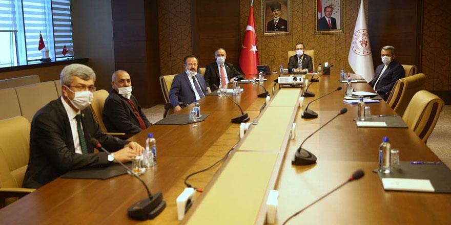 Hacı Turan öncülük etti: Ankara'daki 3 belediyeye daha hizmet yağacak