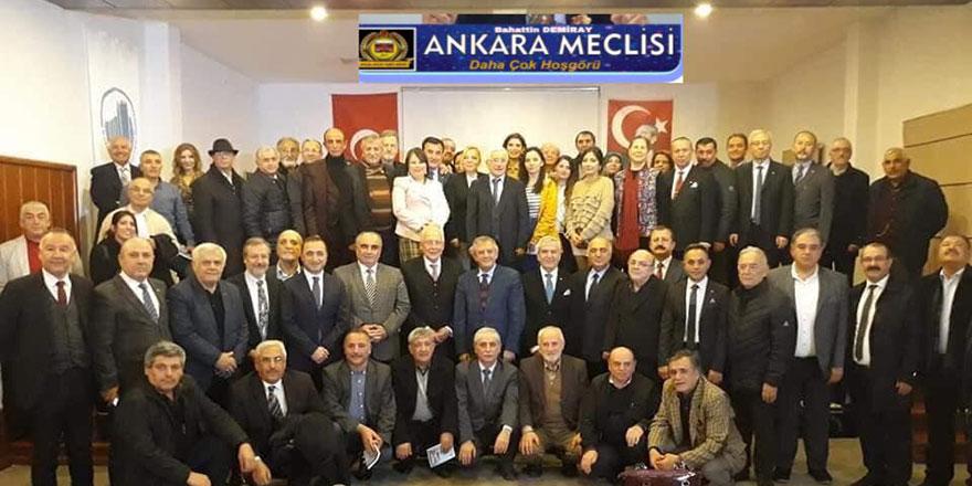 Demiray: Ankara'dan doğan güneş Anadolu'yu aydınlanacaktır