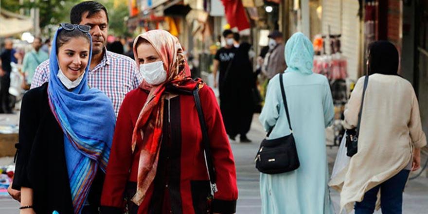 İran'da vaka sayısı dalgalanıyor
