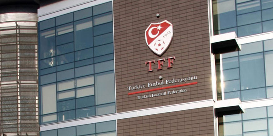 TFF'den Fenerbahçe istifası!