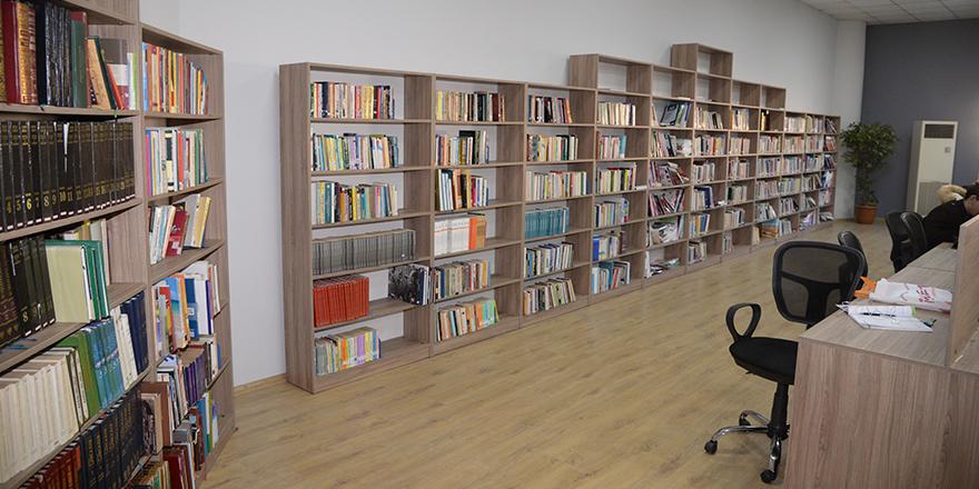 Kütüphaneler'de Randevu Sistemi