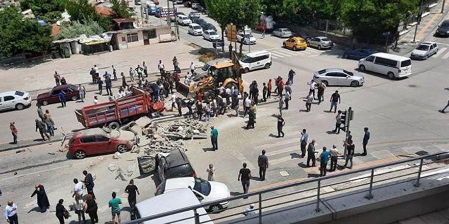 Başkent'te feci kaza: 1 ölü, 3 yaralı