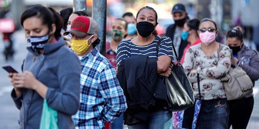 Brezilya'da vefat edenlerin sayısı 40 bini aştı