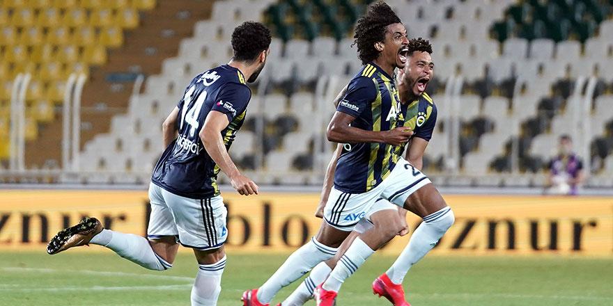 Fenerbahçe Lige Kayseri galibiyetiyle başladı