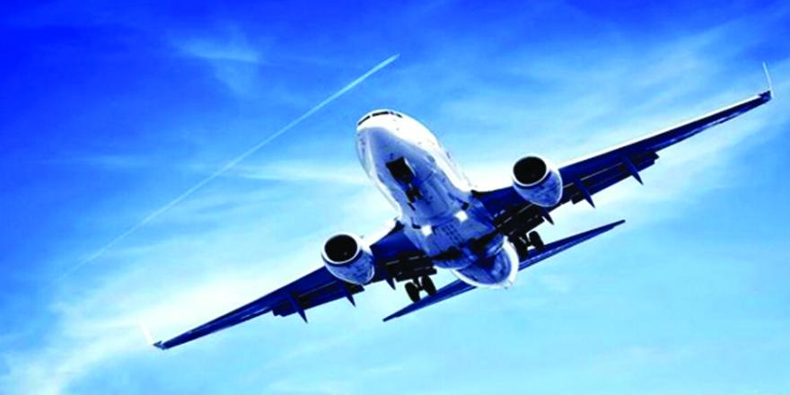 Havayolu ulaşımında 1 milyon yolcuya ulaşıldı
