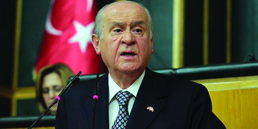 Bahçeli: Türkiye'mizin müşkülatlı günlerinde iktidar hesabı yapmak ahlaksızlıktır