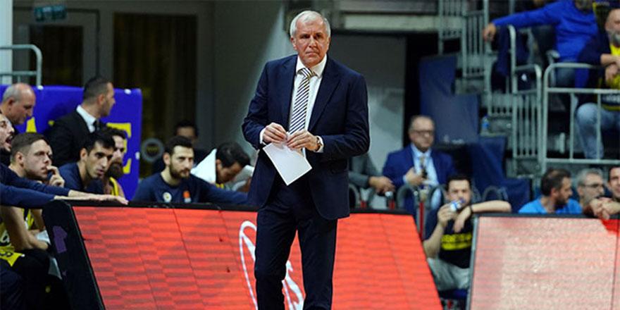 Fenerbahçe'de Obradovic dönemi sona erdi