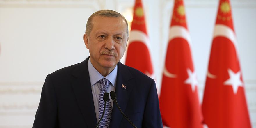 Cumhurbaşkanı Erdoğan'dan Kore Savaşı mesajı
