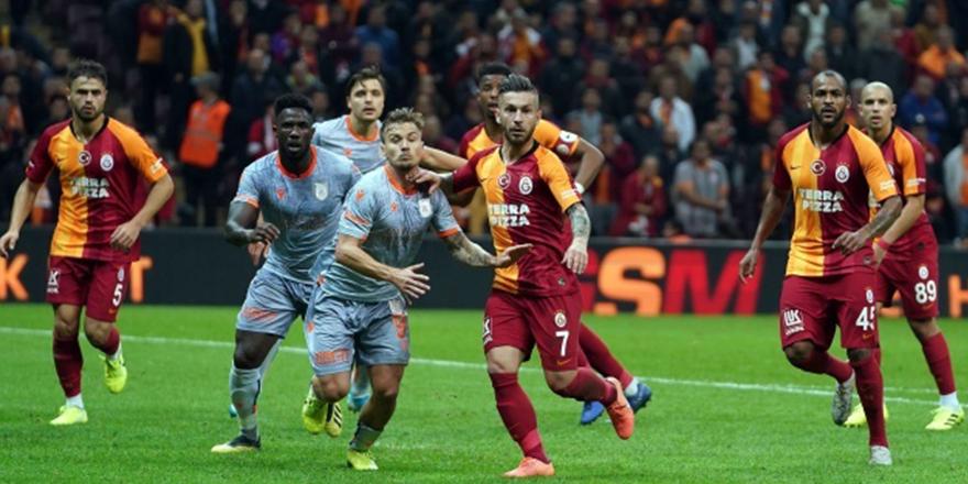 Medipol Başakşehir ile Galatasaray 24. randevuda