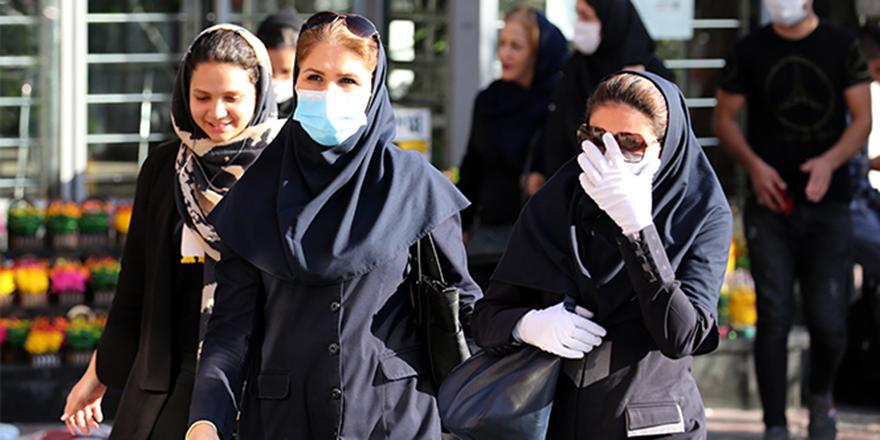 İran'da vaka sayısı 200 bini aştı
