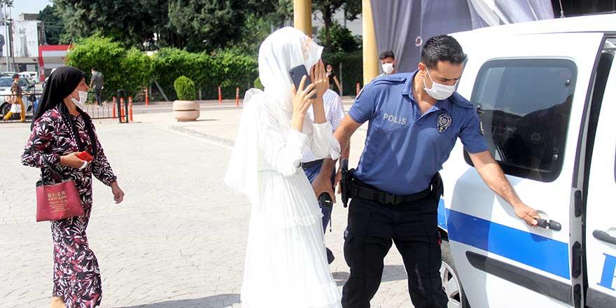 Zorla evlendirilmek istenen kız polis baskınıyla kurtarıldı