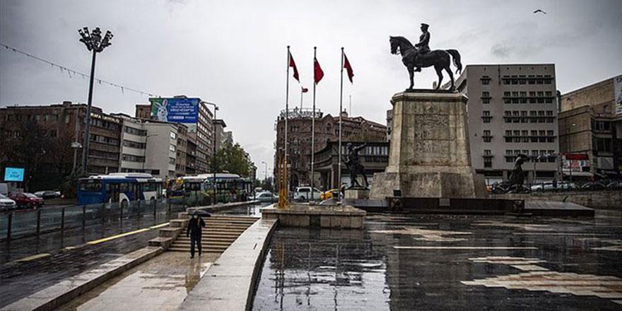 Ankara Valiliği duyurdu: 15 gün kısıtlandı