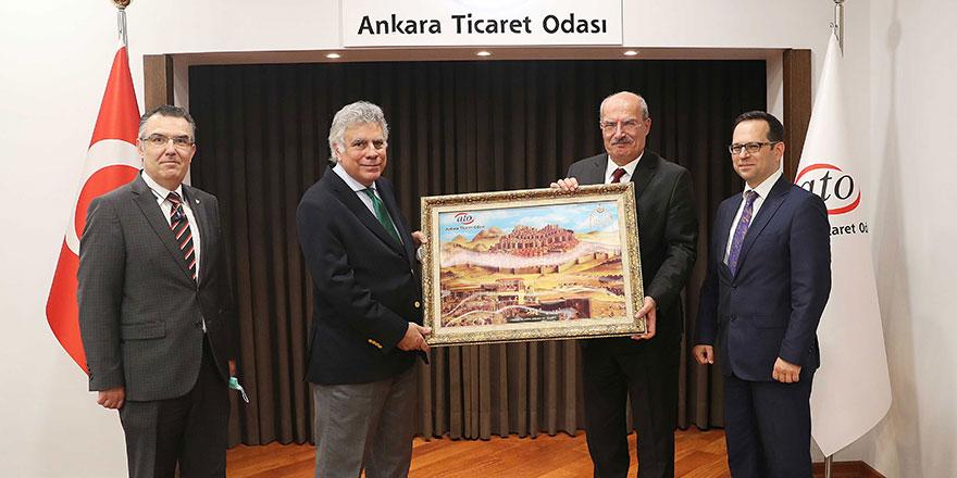 Brezilya Büyükelçisi'nden Türkiye'ye övgü