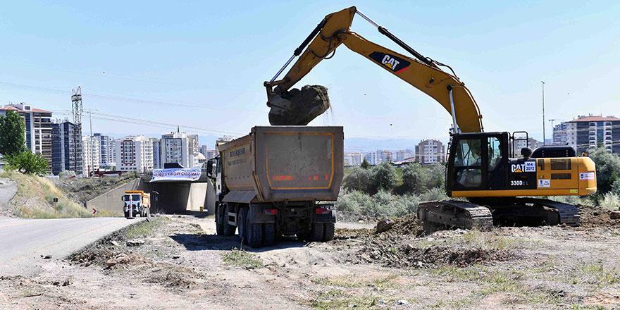 Bağlıca Bulvarı, Ankara Çevre Yolu'na bağlanacak