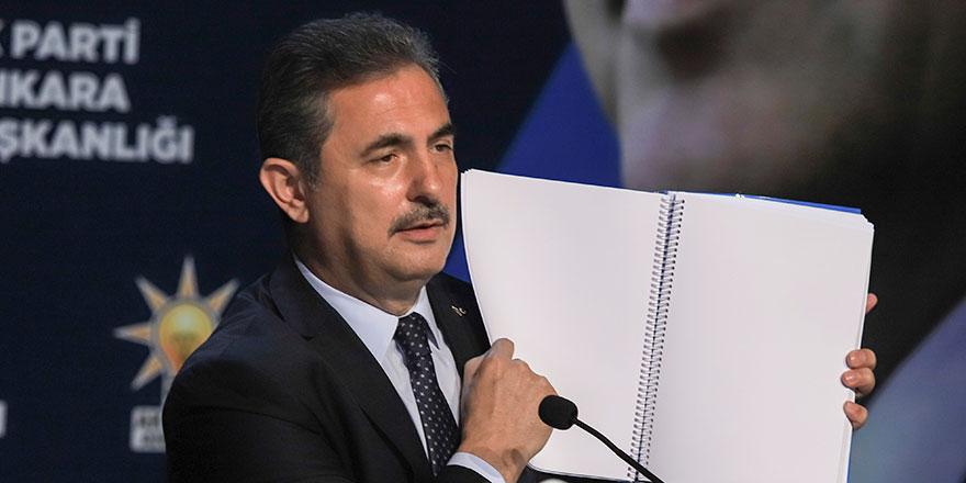 Murat Köse, Mansur Yavaş'ın 1 yılını değerlendirdi