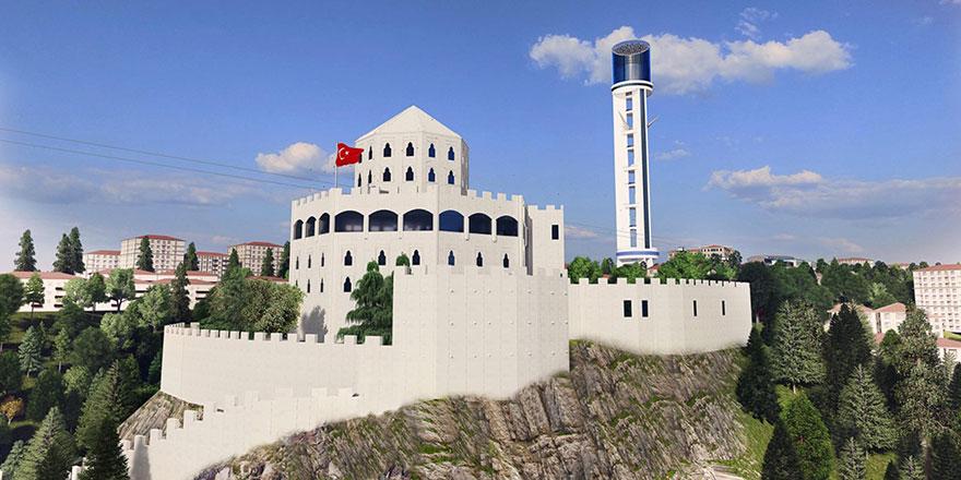 Cumhuriyet Kulesi para basacak