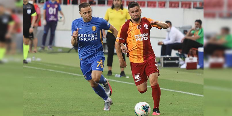 Galatasaray'a Ankara darbesi
