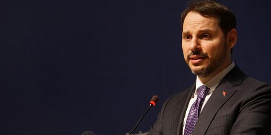 Bakan Albayrak: 'Sanayide çarklar yeniden hızlandı'