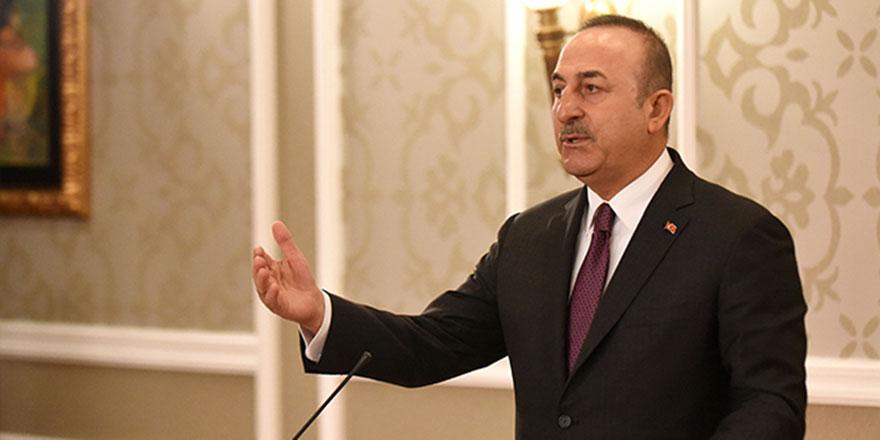 Çavuşoğlu: 'Ermenistan aklını başına toplasın'