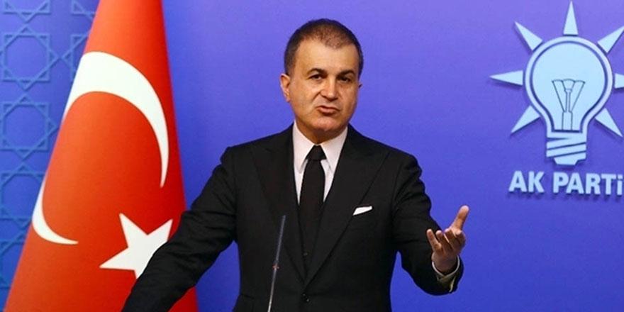AK Parti Sözcüsü Çelik'ten CHP'ye Ayasofya tepkisi