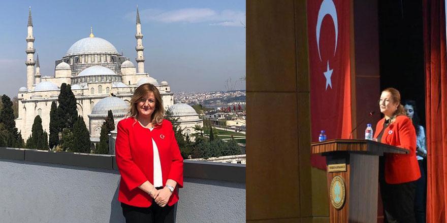 Türkiye'nin ilk kadın kaymakamı Özlem Bozkurt Gevrek, İstanbul Vali Yardımcılığına atandı