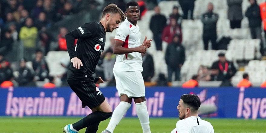 Gençler'in konuğu Beşiktaş