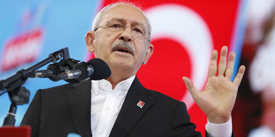 Kılıçdaroğlu 37'inci Olağan Kurultayında konuştu