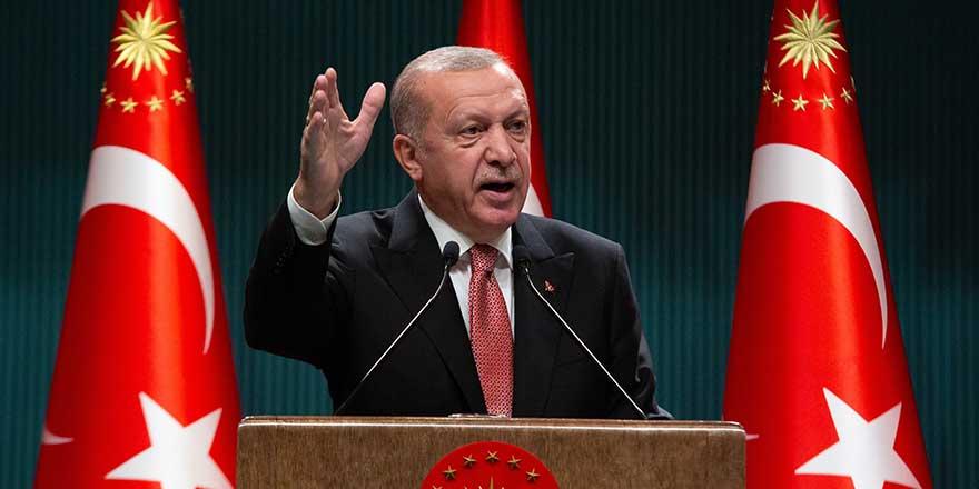 Cumhurbaşkanı Erdoğan: Ok yaydan çıkmıştır