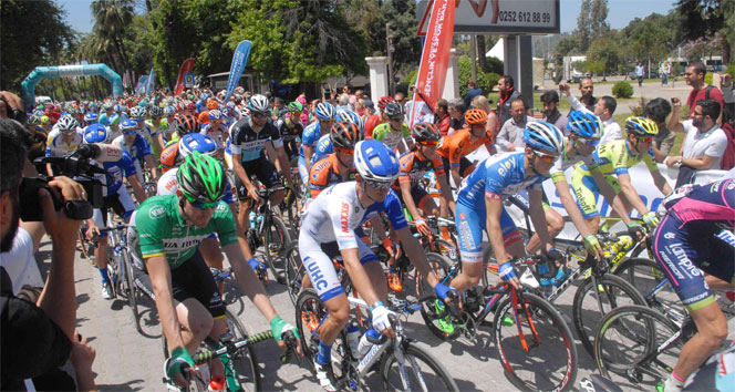 52. Cumhurbaşkanlığı Türkiye Bisiklet Turu başlıyor