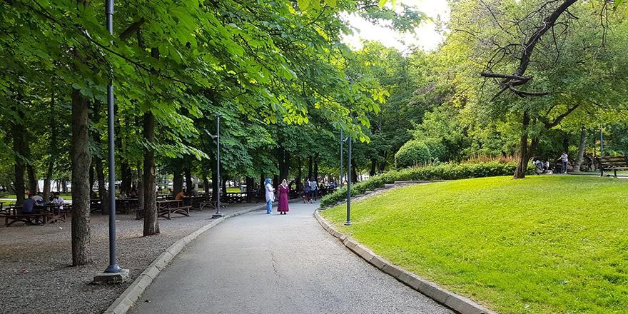 """Ankara'da """"Kurtuluş Parkı"""" polemiği"""