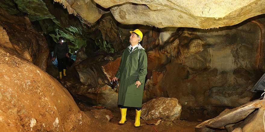Tulumtaş Mağarası Ankara'ya turist kazandıracak