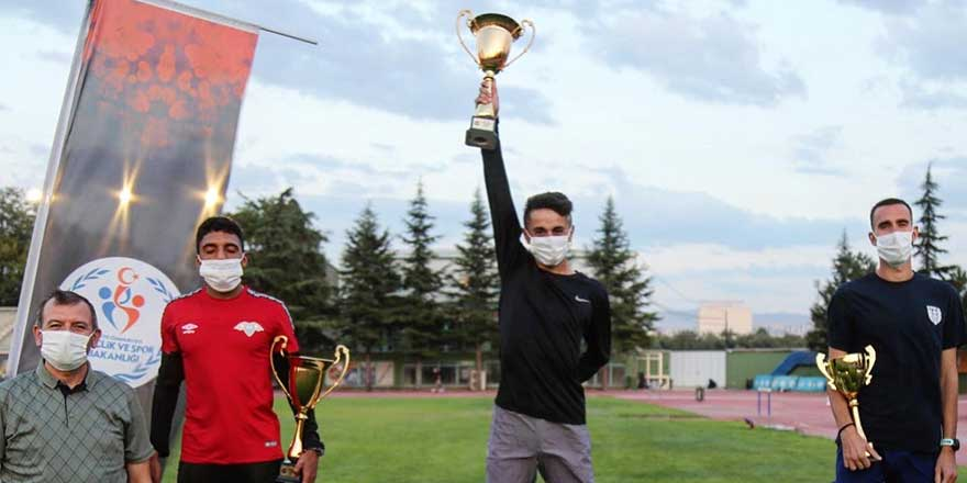 TAF Kupası'nı Korkmaz ve Demir kazandı