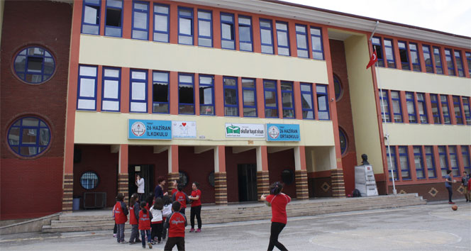 İlkokulda taciz skandalı