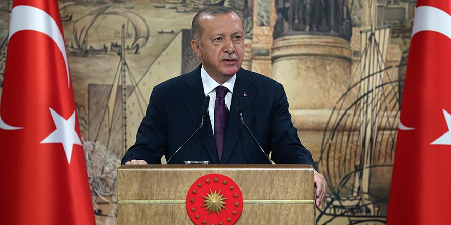 Erdoğan: Karadeniz'de doğalgaz keşfettik