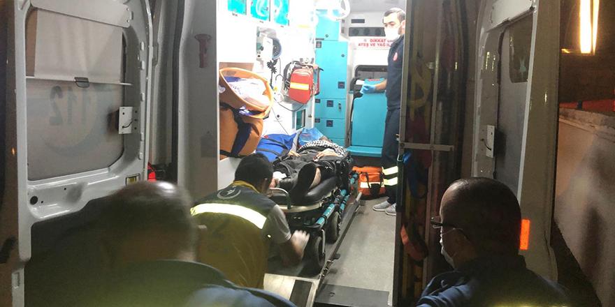 Başkent'te silahlı kavga: 2 yaralı