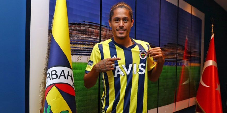 Fenerbahçe, Lemos'u kadrosuna kattı