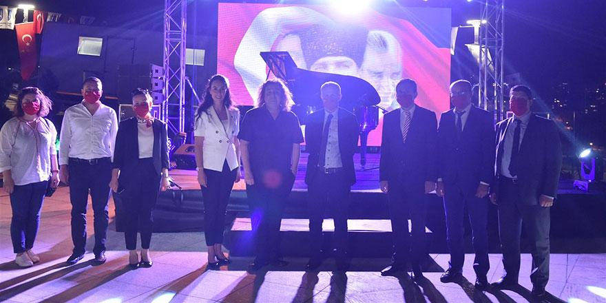 Büyükşehir'den 'Zafer' Konseri