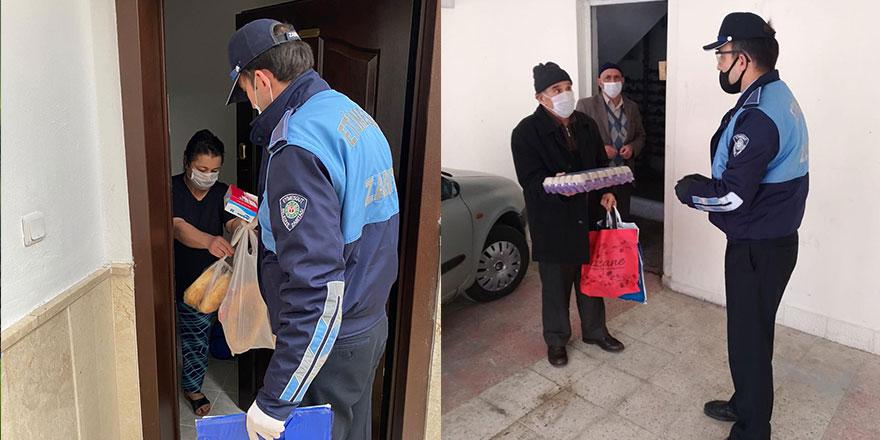 Başkan Demirel: Zabıta ekipleri 24 saat çalışıyor