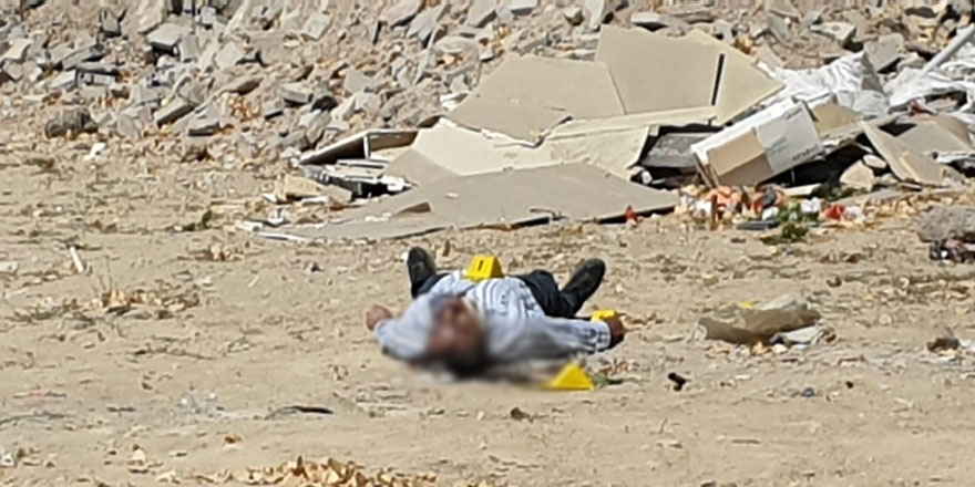 Haymana'da bir polis (Kürşat Y) ölü bulundu