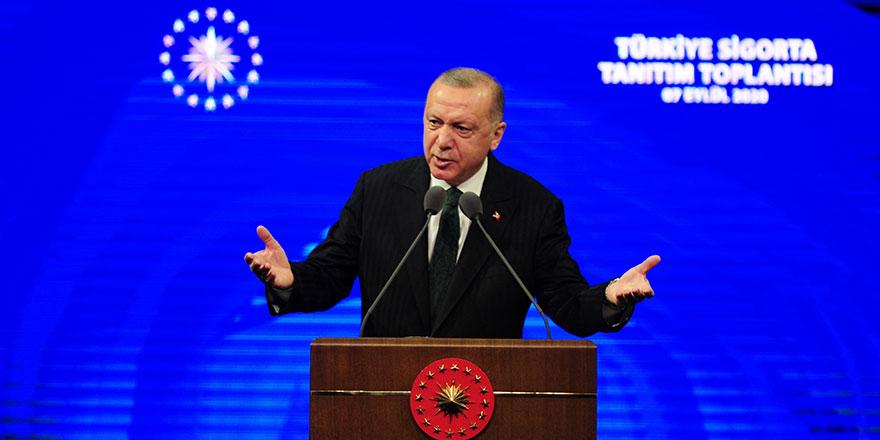 """Cumhurbaşkanı Erdoğan: """"Vazgeçin şu dönemde düğünlerden"""""""