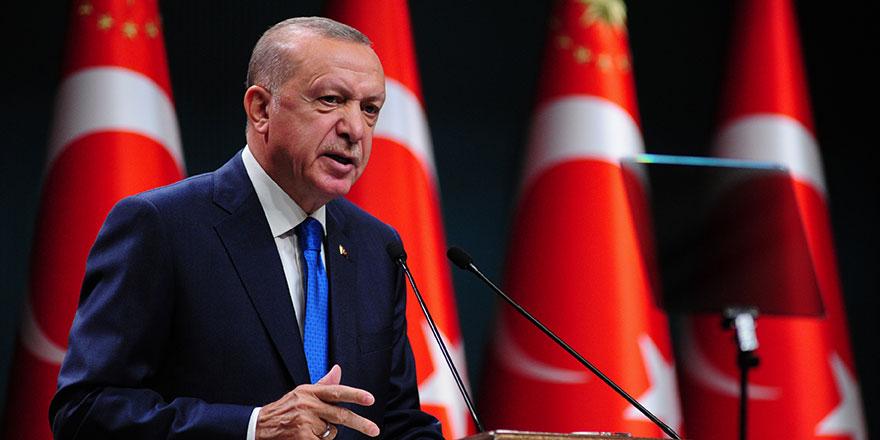 Cumhurbaşkanı Erdoğan: Denetimler sıklaşacak