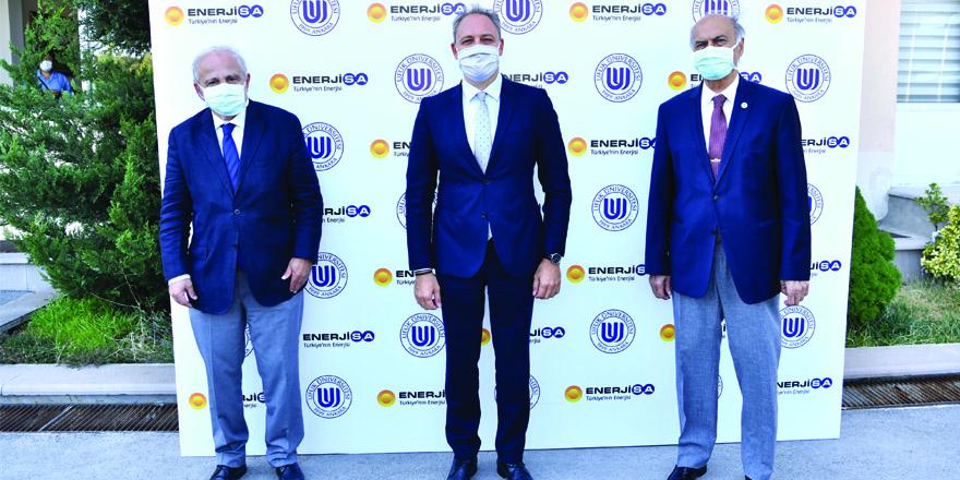 Enerjisa ve Ufuk Üniversitesi arasında işbirliği