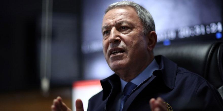 Hulusi Akar: Yunanistan kendini meze yaptırıyor